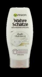 Garnier wahre Schätze Beruhigendes Spülung Sanfte Hafermilch odżywka mleko owsiane