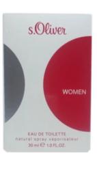 s.Oliver Woman Eau de Toilette woda toaletowa dla kobiet 30 ml