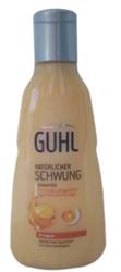 Guhl Natürlicher Schwung Shampoo szampn koniak