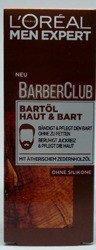 Loreal Men Expert Barber Club Bartöl Haut & Bart olejek do brody
