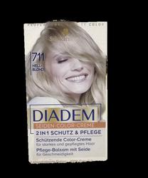Schwarzkopf Diadem Hellblond nr 711 farba do włosów jasny blond