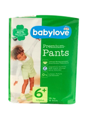 babylove Pants Windelslips Größe 6 XXL 18-30 kg 18 szt.. pieluchomajtki