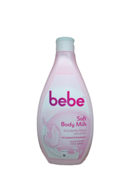 bebe Soft Body Milk mleczko do ciała