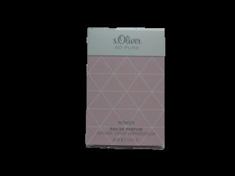 s.Oliver Eau de Parfum So Pure Women woda perfumowana dla koiet
