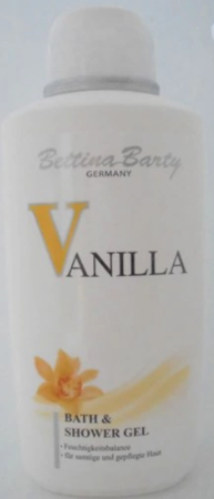 Bettina Barty Duschgel Vanilla żel pod prysznic wanilia 500 ml