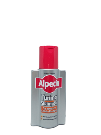 Alpecin Tuning Shampoo szampon tonujący włosy siwe
