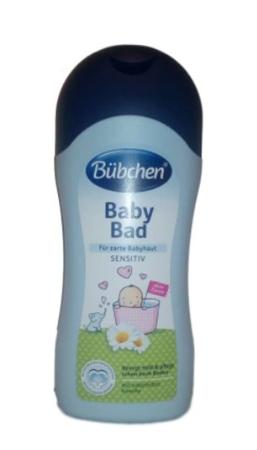Bübchen Baby Bad sensitiv płyn do kąpieli dla dzieci