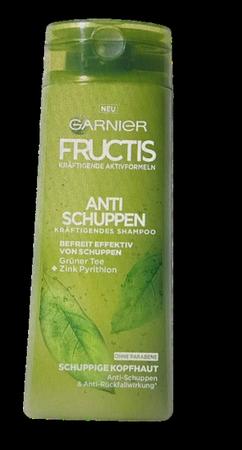 Garnier Fructis Anti-Schuppen kräftigendes Shampoo szampon przeciwłupieżowy