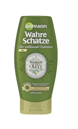 Garnier Wahre Schätze Spülung Mythische Olive odżywka do wlosów oliwa