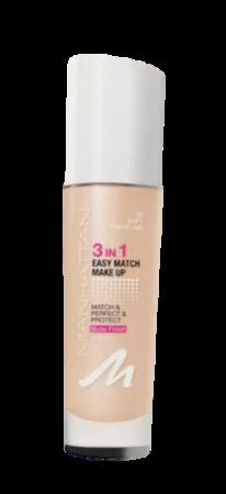 Manhattan Cosmetics Easy Match Make-up soft porcelain 30 podkład delikatna porcelana nr 30