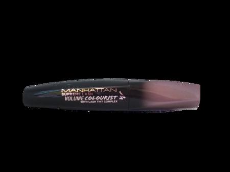 Manhattan Cosmetisc Wimperntusche Supreme Lash Volume Colourist Mascara 1010N Black tusz do rzęs